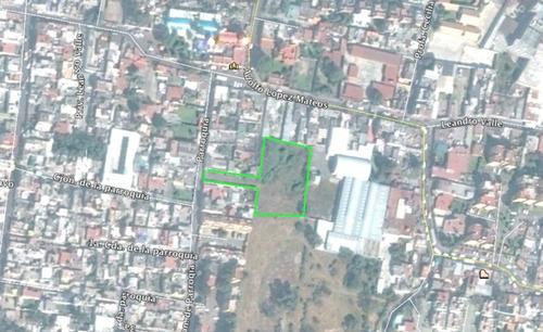 Imagen 1 de 1 de Terreno En Atizapán De Zaragoza, Estado De México