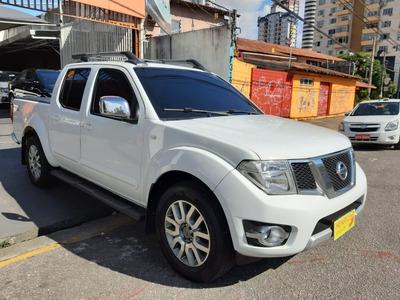 Nissan Frontier Sl Automatica 4x4 14/14 R$80.000