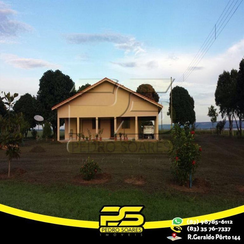Imagem 1 de 28 de Fazenda À Venda, 25900000 M² Por R$ 50.000.000,00 - Residencial Alto Da Boa Vista - Tangará Da Serra/mt - Fa0010