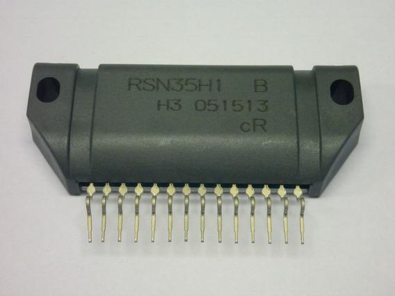 Ic Rsn35h1 B Saida De Som Original Panasonic