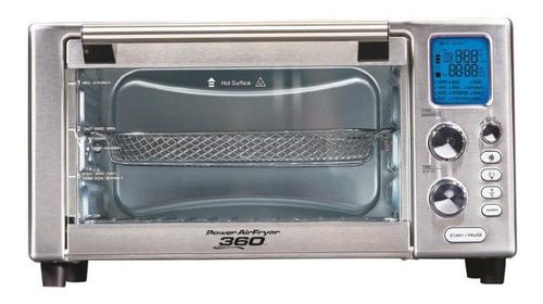 Horno Tostador-freidora 360 Emeril Lasagge 20 Litros Cromado