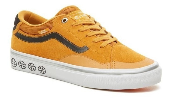 Zapatillas Vans Mod Tnt Independent Advance Pro Amarillo!!!