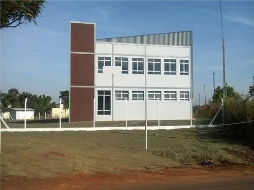 Barracão Para Alugar Santa Terezinha - Ba00071 - 3126422