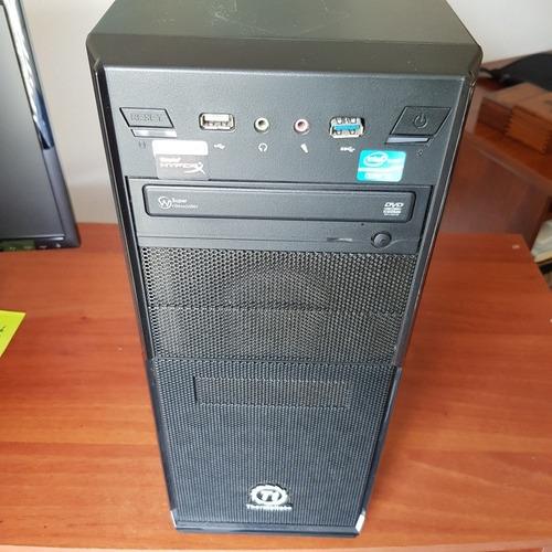 Imagen 1 de 9 de Pc Core I5 /8 Ram Dd 1 Tb /tarjeta Video Geforce Y Monitor