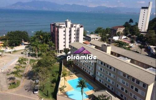 Apartamento À Venda, 55 M² Por R$ 280.000,00 - Prainha - Caraguatatuba/sp - Ap10449