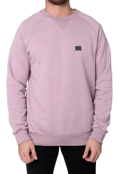 Buzo Billabong All Day Colours Crew Hombre - Mbcrealc