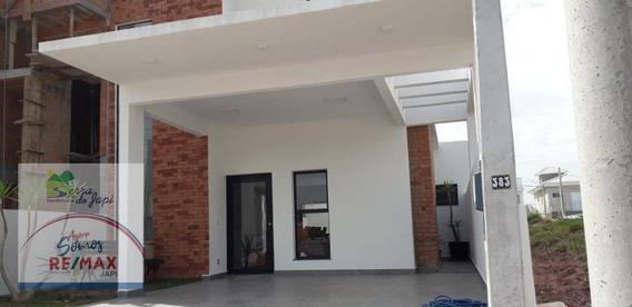 Casa Com 3 Dormitórios À Venda, 138 M² Por R$ 670.000,00 - Corrupira - Jundiaí/sp - Ca2175