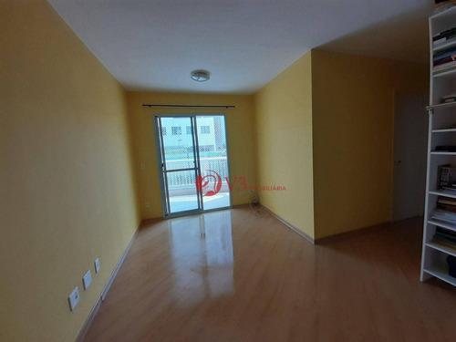 Imagem 1 de 9 de Apartamento Com 3 Dormitórios À Venda, 68 M² Por R$ 425.000 - Penha De França - São Paulo/sp - Ap0409