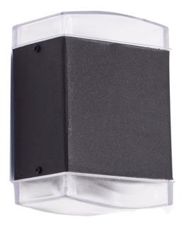 Aplique Bidireccional Exterior Difusor Lámpara E27 220v