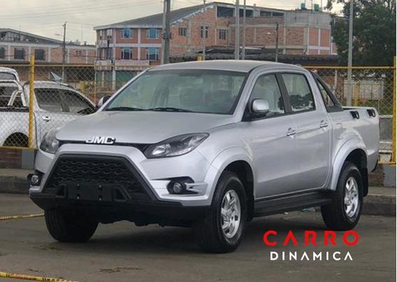 Jmc - Vigus Pick Up Camioneta Platón 4x4 Diésel