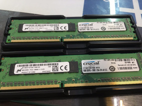 Memoria Ecc Udimm 8gb Pc3l-12800e Hp Proliant Ml310e G8 Gen8
