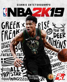 Nba 2k19 20th Anniversary Edition Pc Envio Imediato