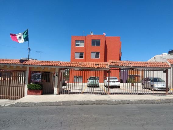 Renta De Amplio Departamento En Las Alamedas Atizapan