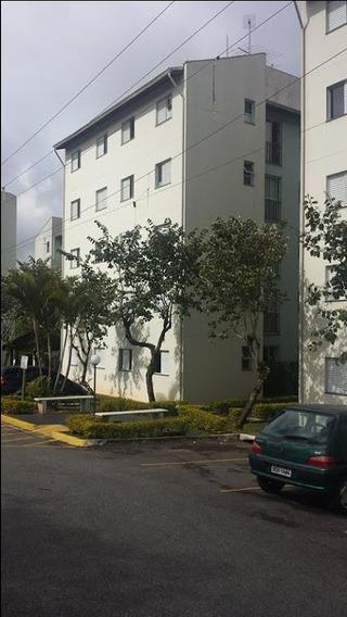 Apartamento Com 2 Dormitórios À Venda, 47 M² Por R$ 159.000 - Jardim Da Glória - Cotia/sp - Ap1013