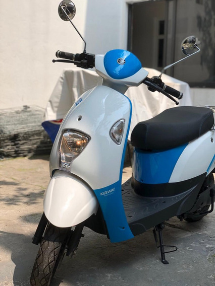 Moto Keeway Rideelectric 2016 Semi Nueva