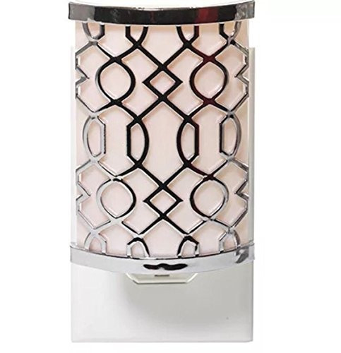Yankee Candle - Ambientador Con Aroma, Base, Traste Rosa Pla