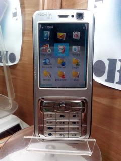 Nokia N73 Gris Telcel