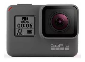 Câmera Digital Gopro Hero 6 Black À Prova D