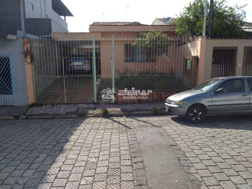 Imagem 1 de 1 de Venda Casa 2 Dormitórios Jardim Eusonia Guarulhos R$ 500.000,00 - 33552v