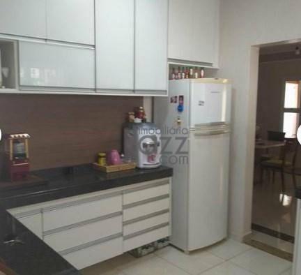 Casa Com 3 Dormitórios À Venda, 154 M² Por R$ 742.000,00 - Bosque Das Palmeiras - Campinas/sp - Ca5379