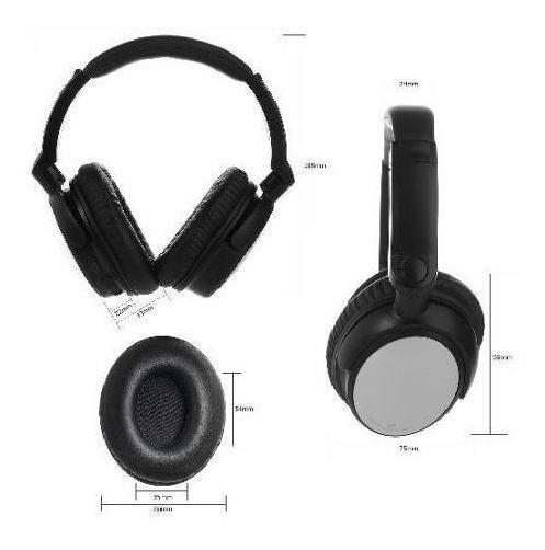 Auriculares Cerrados Bluetooth Quiet Noise Cancelling Cuota