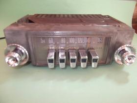 Rádio Automotivo Antigo Chrysler Rg 21  J