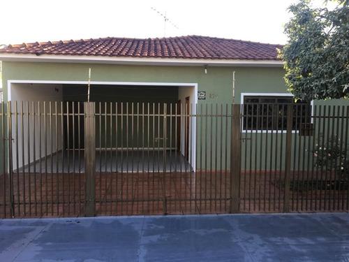 Casa Com 3 Dormitórios À Venda, 190 M² Por R$ 330.000 - Parque Jaguaré - São José Do Rio Preto/sp - Ca8991