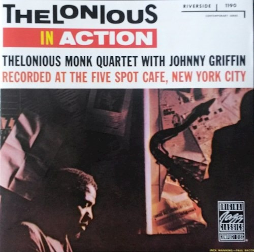Thelonious In Actio - Monk Thelonious (cd)