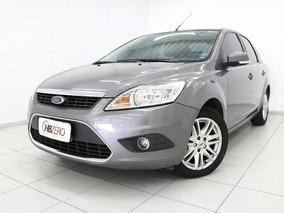 Ford Focus Sedan 2.0 Ghia Flex Aut. 4p 2010