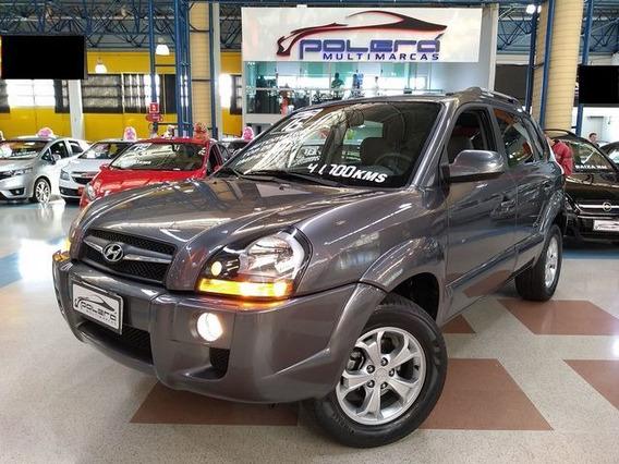 Hyundai Tucson Gls 2.0 Flex Automática 2016 Novíssima!