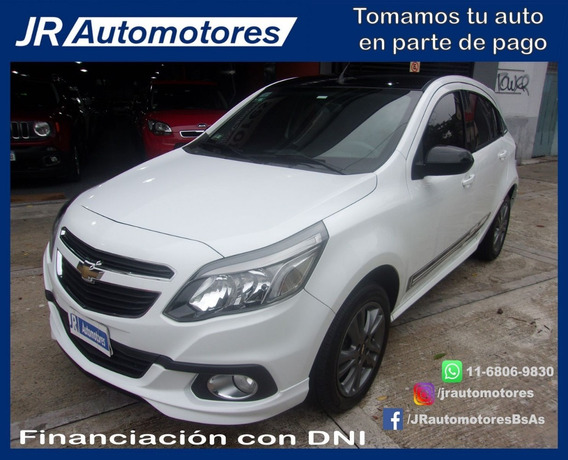 Chevrolet Agile Ltz Effect 1.4n Jr Automotores