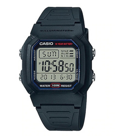 Relogio Casio Digital W800h (3240) Original