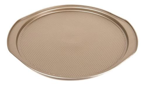 Maestro De Cocina - Molde Para Pizza Linea Golden 33cm