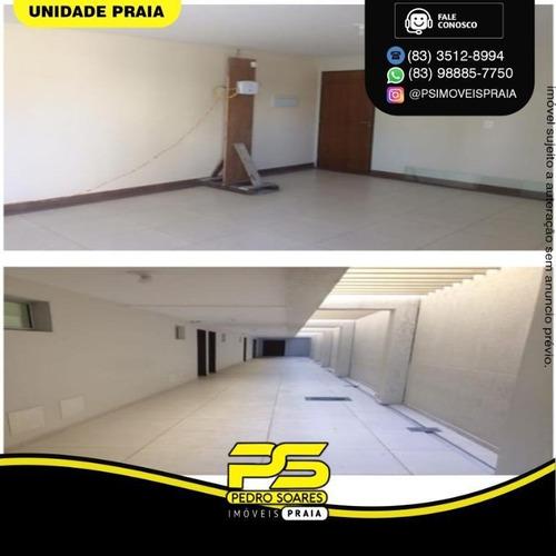 Sala Para Alugar, 24 M² Por R$ 1.200/mês - Tambaú - João Pessoa/pb - Sa0268