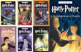 Harry Potter 7 Libros Pdf (saga Completa + Extras)