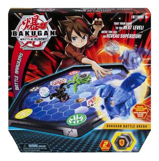 Bakugan Battle Arena, Tablero De Juego Para