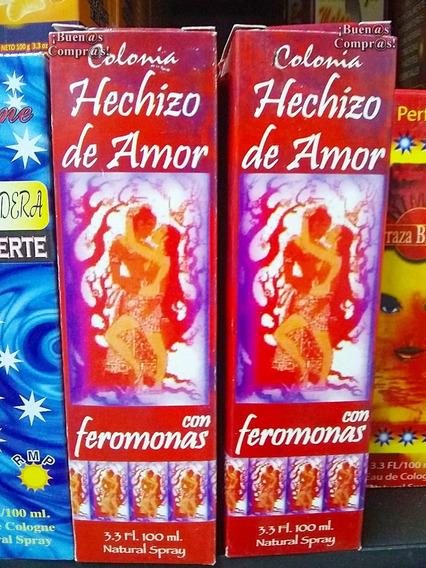 Loción Hechizo De Amor - Poderoso Atrayente - Extractos