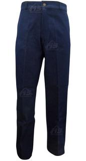 Pantalon Mezclilla Soldador 14oz 32 Presillas Ropa D Trabajo