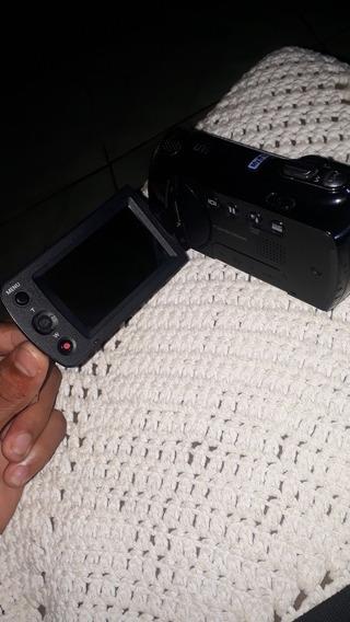 Câmera Filmadora Samsung 52x Captical-zoon Hd
