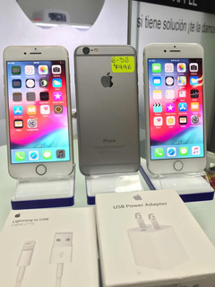 Celular iPhone 6 De 32gb Tienda Física Usado + Polo