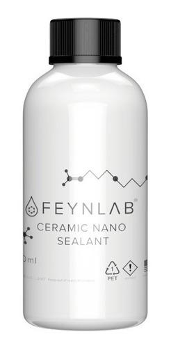 Sellador Protector Pintura Hybrido Feynlab Ceramic Nano Sealant 120ml