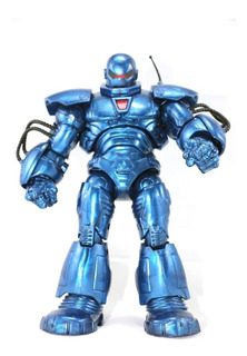 Marvel Baf Iron Monger Completo Hasbro 2012