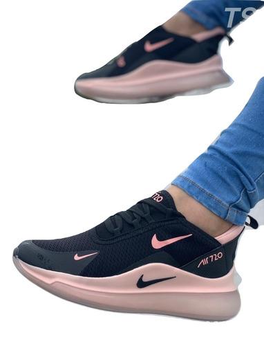 6eaa2db752 Tenis Plataforma Mujer Nike - Ropa y Accesorios en Mercado Libre ...