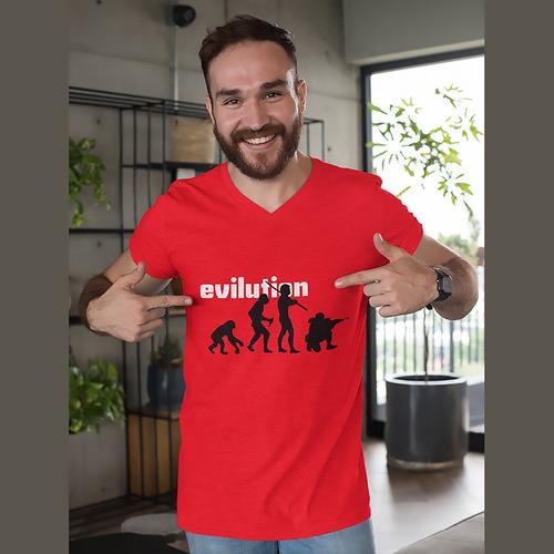 Camiseta Evilution