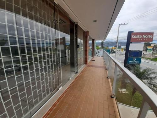 Imagem 1 de 16 de Sala Comercial De 135 M² No Saco Grande - Sa0775
