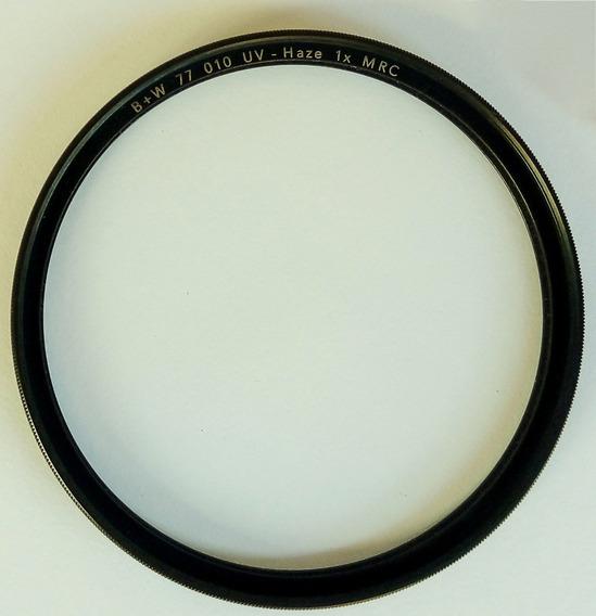 Filtro B+w Uv 77mm Para Câmera Fotográfica