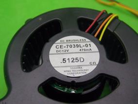 Cooler Fan Projetor Epson S17 S18 W18 X18 X24 Ce-7039l-01