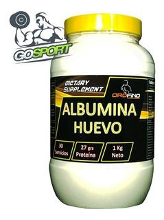 Proteina Albumina De Huevo - 30 Servicios - Envio Gratis