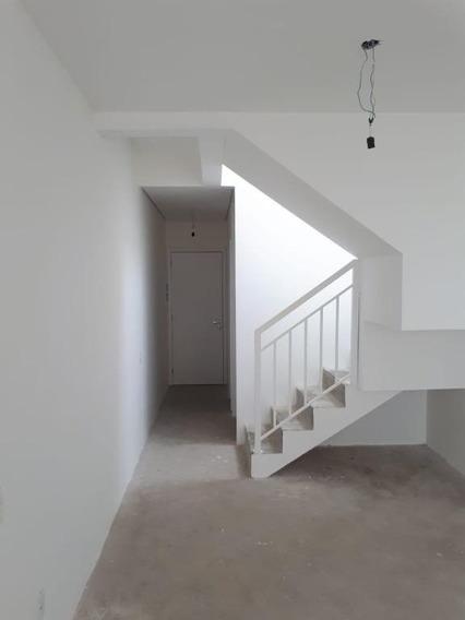 Cobertura Com 1 Dormitório - 2 Vagas De Garagem No Cambuí - Ap0140