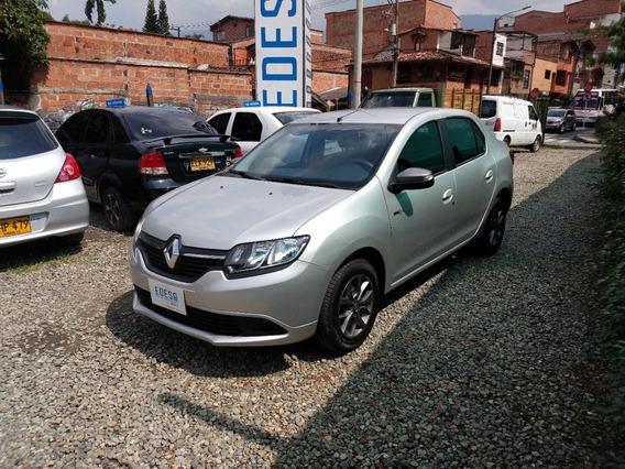 Renault Logan Night And Day Único Dueño 2018